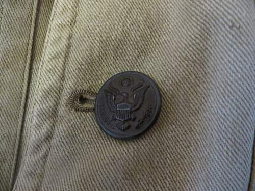 WWI US Officers jacket