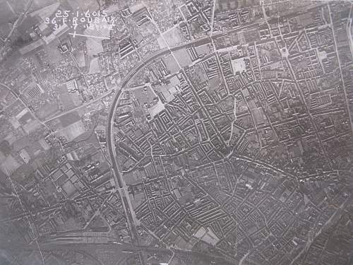 A couple of WWI Aerial shots