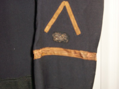 Possibly Extremely rare Navy Uniform?