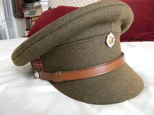 WW1 Scots Guards Patch