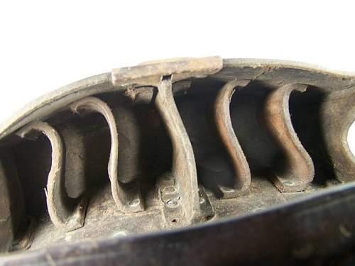 WW1 British or US ammo pouch?