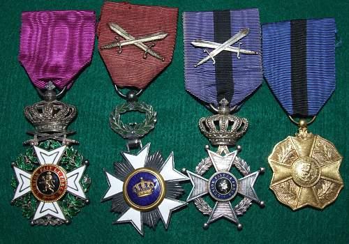 Latest medal off eBay