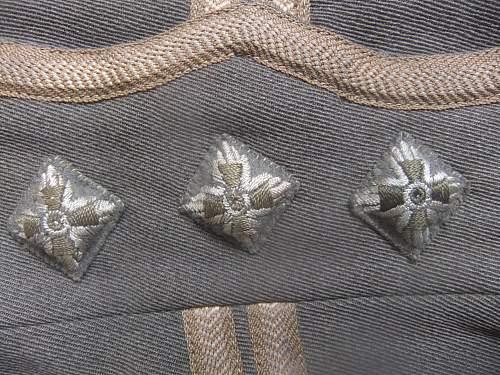 WW1 Captains Cuff Rank Tunic !!