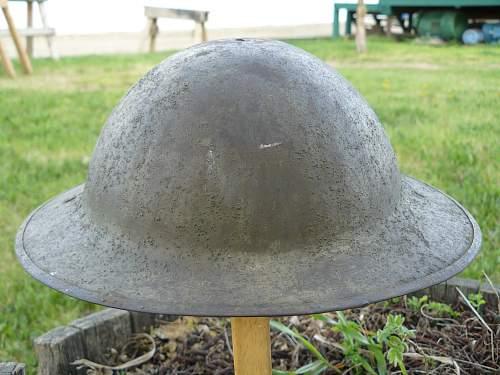 War Office Pattern Mk I Brodie