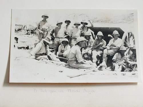 WW1 Gallipoli Campaign photographs