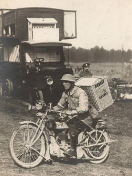 Unseen World War One photographs