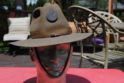 Pre-WW1 Campaign Hat