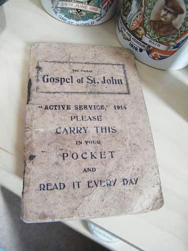 Click image for larger version.  Name:active services pocket gospel of st john 1914.jpg Views:325 Size:166.8 KB ID:718201