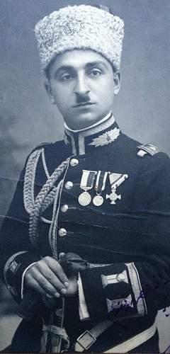 WW1 uniform?
