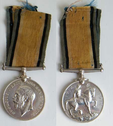 Click image for larger version.  Name:30400 Bond Leslie N. Worcs regiment.jpg Views:24 Size:218.2 KB ID:726671