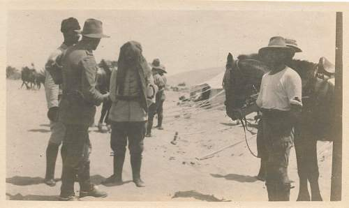 Click image for larger version.  Name:Turkish Colonel captured at Romani.jpg Views:183 Size:180.4 KB ID:734311