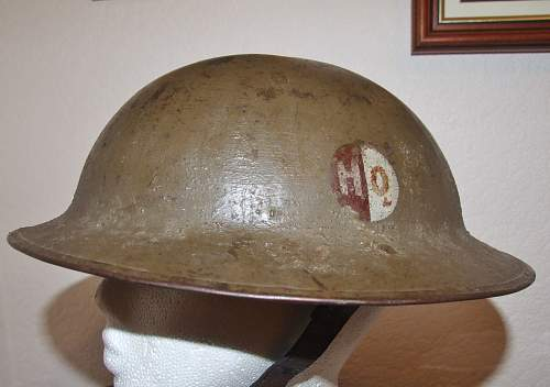 My latest Brodie helmet