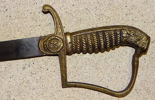 Wwi era sword - please help identify