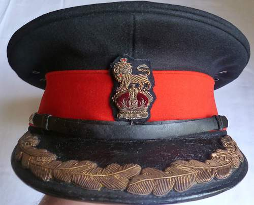 Click image for larger version.  Name:khaki topped staff cap wwi 8.jpg Views:365 Size:163.6 KB ID:745639
