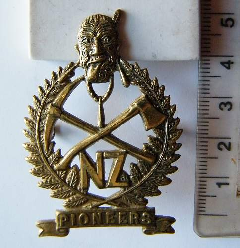 Click image for larger version.  Name:Maori pioneers bn cap badge 6.jpg Views:196 Size:212.0 KB ID:749737