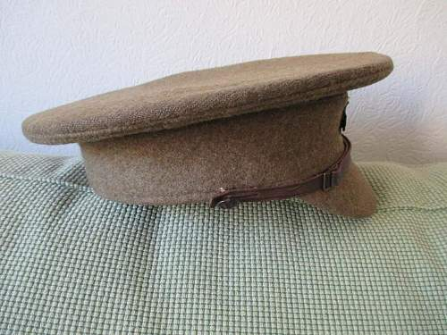 Is this a Great War period SD cap?
