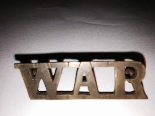 West African Regiment WW1