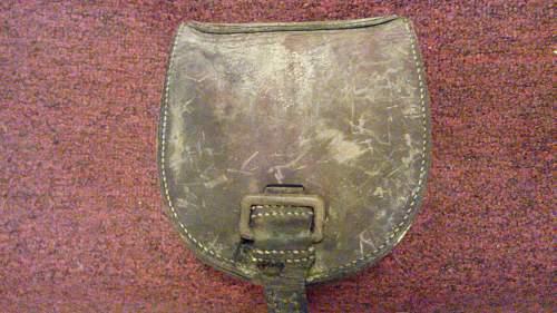 H.G.R 1916 Horseshoe Case