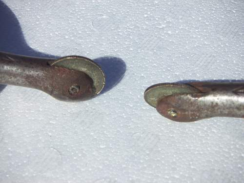 ALH Universal Pattern Saddles 1902 and 1912