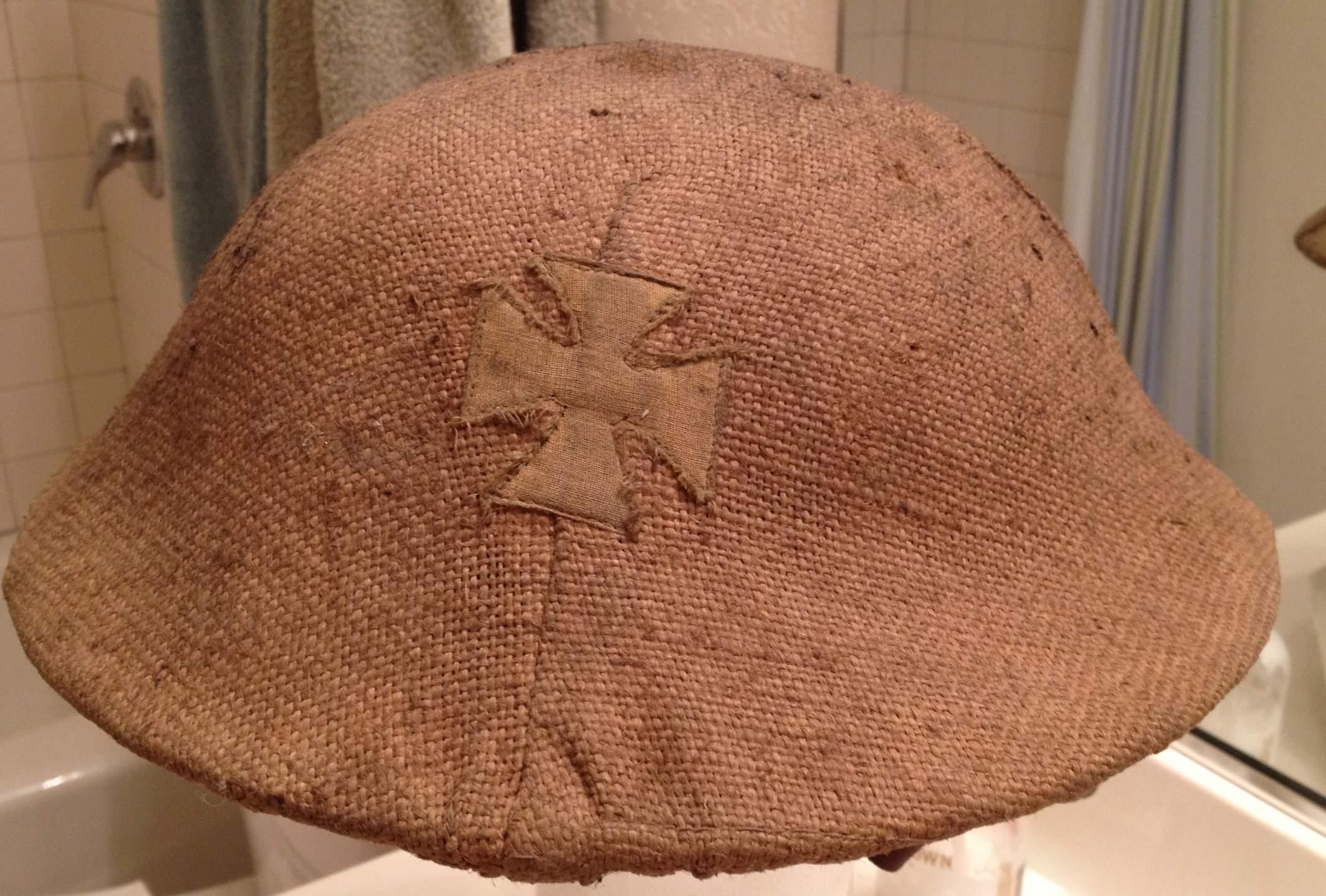 brodie helmet cover