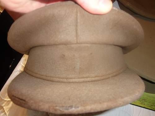Great Surprise!! 4 WW1 CEF Hats