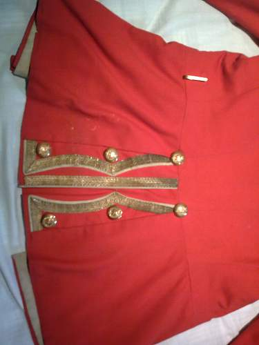 British Army Dress uniform
