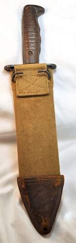 Bolo Mod. 1917