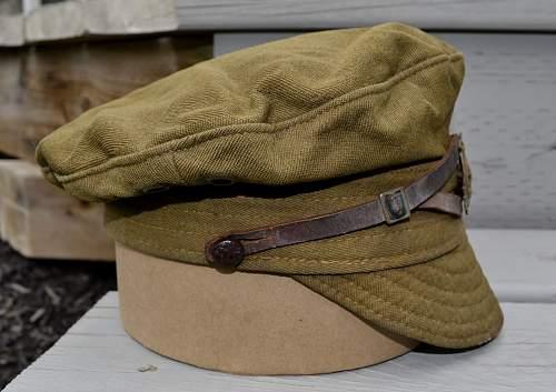 Model 1916 Canadian Forage Cap