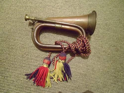 1914 Bugle