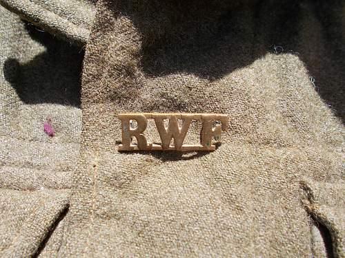 RWF items