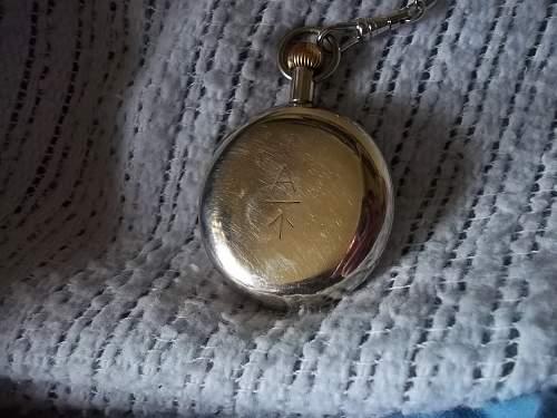 Original Mark V pocket watch?