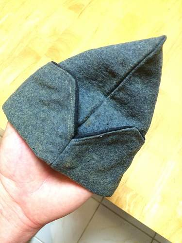 Unknown WW1 Overseas, Campaign Hat?