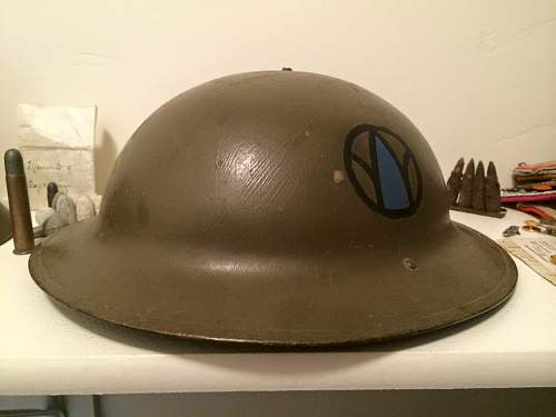 M1917 named to 355th infantry gas attack victim