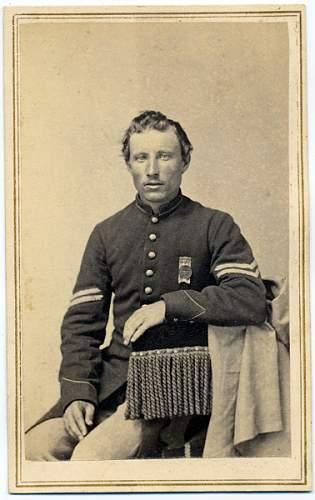 Post-US civil war coastal artillary jacket?