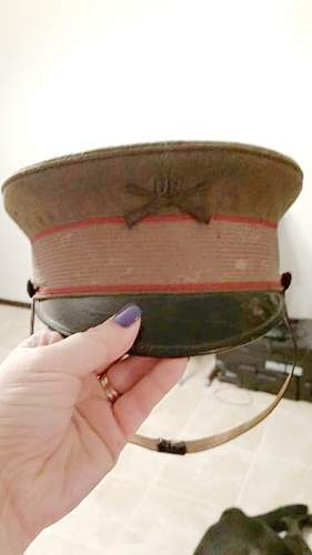 Can anyone help identify this hat?