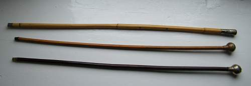 Swagger stick R.Welsh Fusiliers
