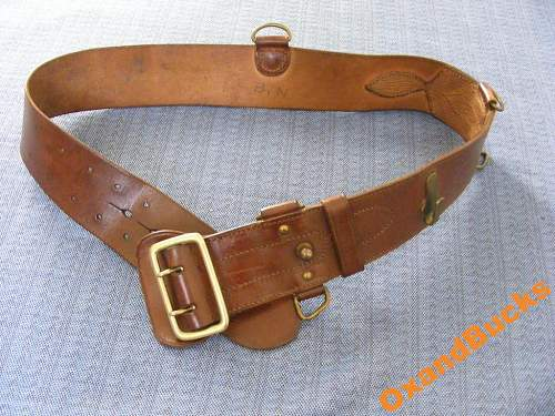 How much is this sams belt worth?