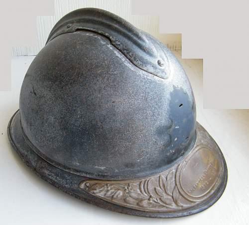 Click image for larger version.  Name:Adrian soldat de great war 1.jpg Views:41 Size:244.0 KB ID:879410