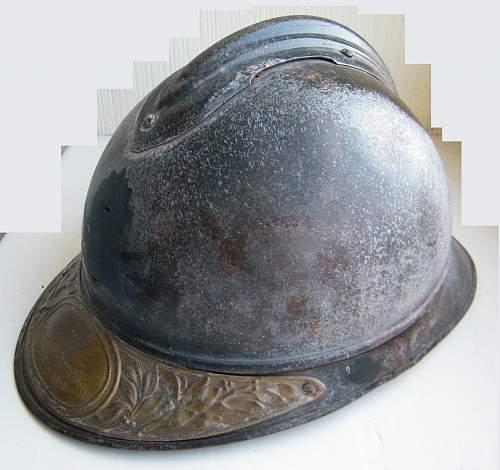 Click image for larger version.  Name:Adrian soldat de great war 2.jpg Views:34 Size:240.3 KB ID:879411
