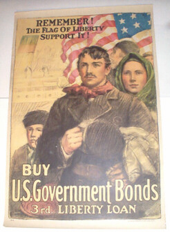 WWI US Posters