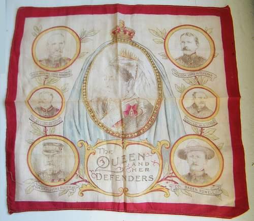 Click image for larger version.  Name:Boer war hankie.jpg Views:19 Size:246.8 KB ID:882242