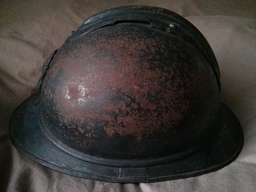 M15 Adrian helmet infantry thoughts?