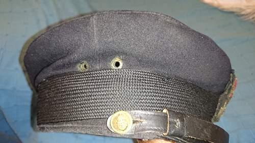 Ww1 royal navy cpo visor