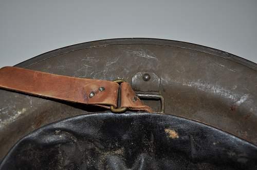 US M1917 helmet