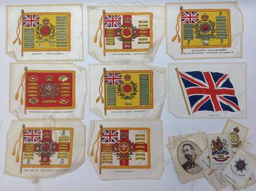 Mint condition Victory and British War medal