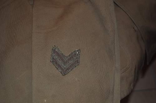 AEF-90th US Infantry Div. uniform