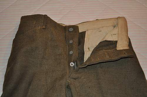 US Army 91th Division uniform