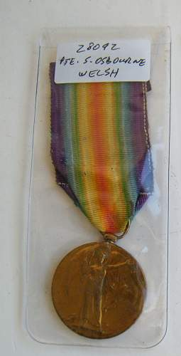 Kia November 4th 1918 age 19, Welsh Guards, RWF, Welsh Regiment