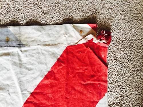 Boer War Flag