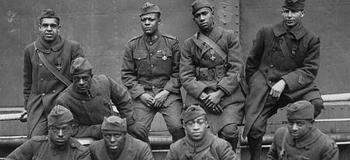 France..US Army...and black soldiers